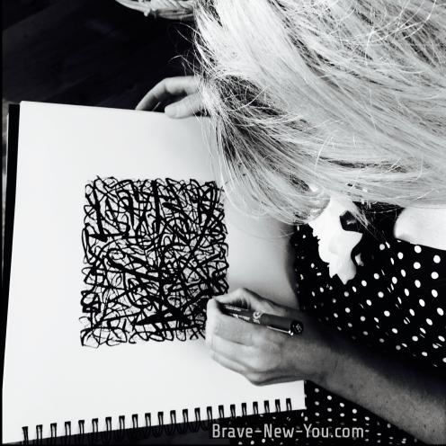 Lou drawing