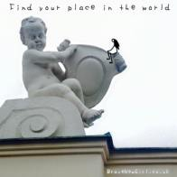 Find your place in the world