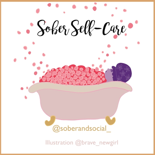 SOBER SELF-CARE